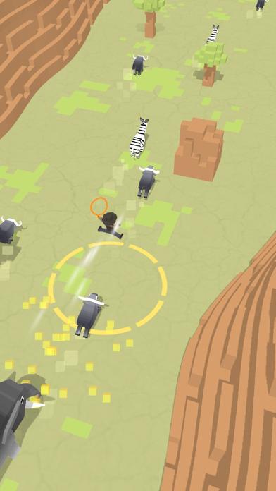 Safari Run: Endless Ride screenshot 4