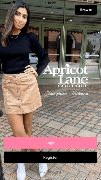 Apricot Lane Champaign Screenshot