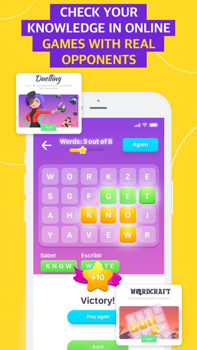 EWA: Learn English Language Screenshot