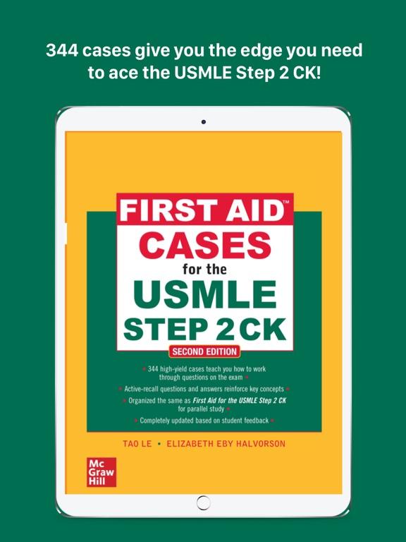 First Aid Cases USMLE Step 2CKのおすすめ画像1