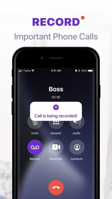 Rec&Call: Call Recorder. på PC