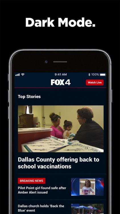 FOX 4 Dallas-Fort Worth: News screenshot-5