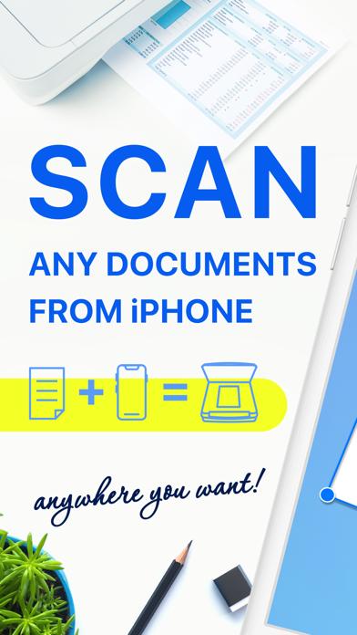 スキャナーアプリ:PDF Documents Camのおすすめ画像1