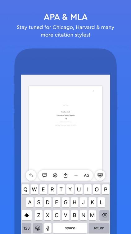 Essayist - APA & MLA Essays