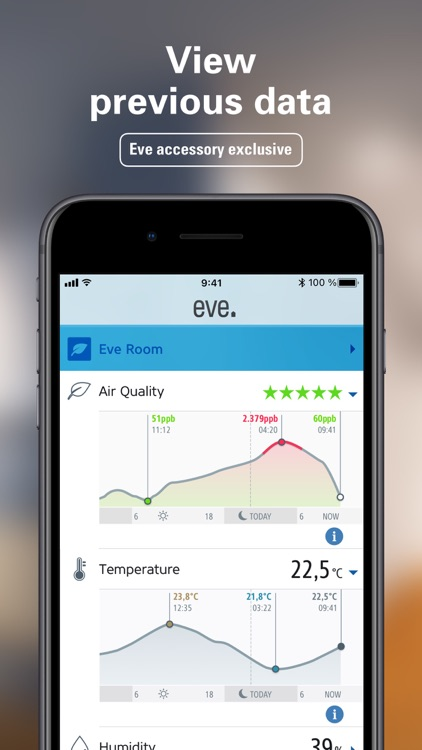 Eve for HomeKit screenshot-7