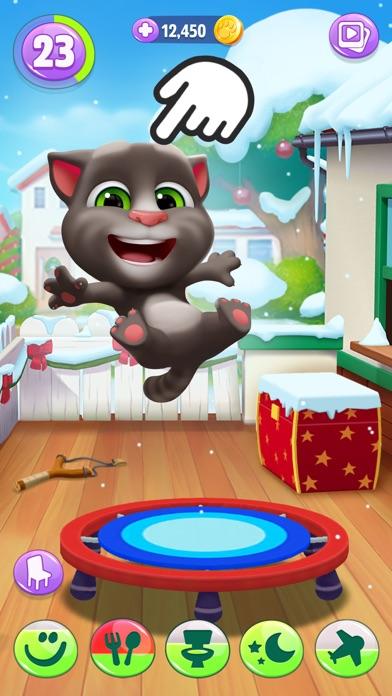 Mi Talking Tom 2 Descargar Apk Para Android Gratuit última Versión 2021