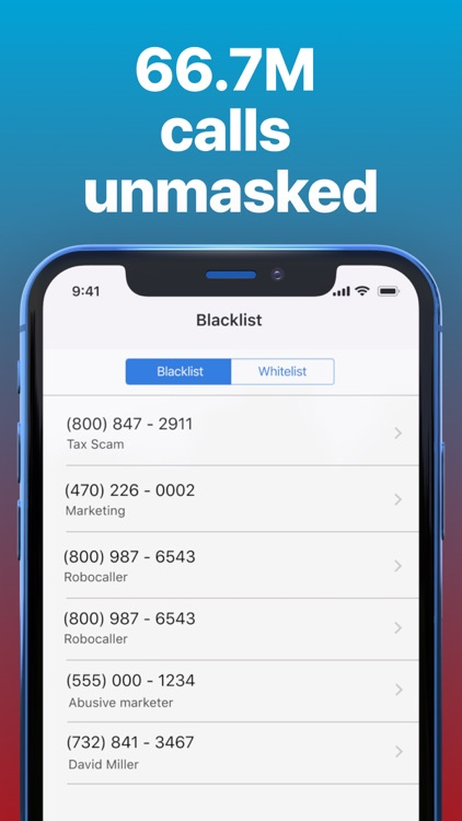 TrapCall: Reveal No Caller ID screenshot-5