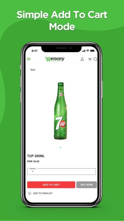 Erocery - Online Grocery Store