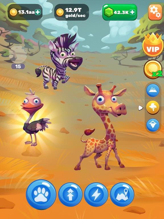 Zoopolis: Evolution Clicker screenshot 10