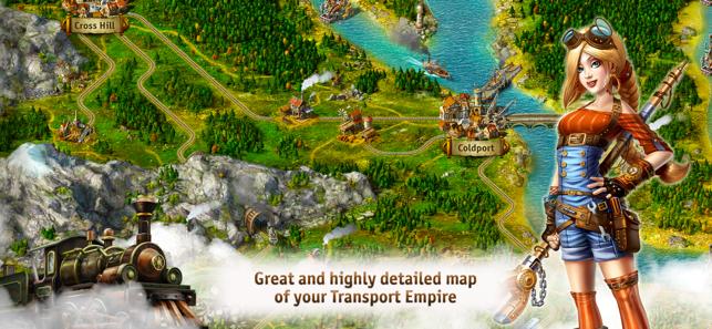 Transport Empire Screenshot
