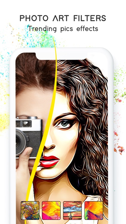 Photo Art Filters screenshot-5