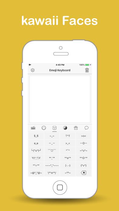 カラー絵文字 - 特殊文字記号・顔文字入力法 プロ版のおすすめ画像2