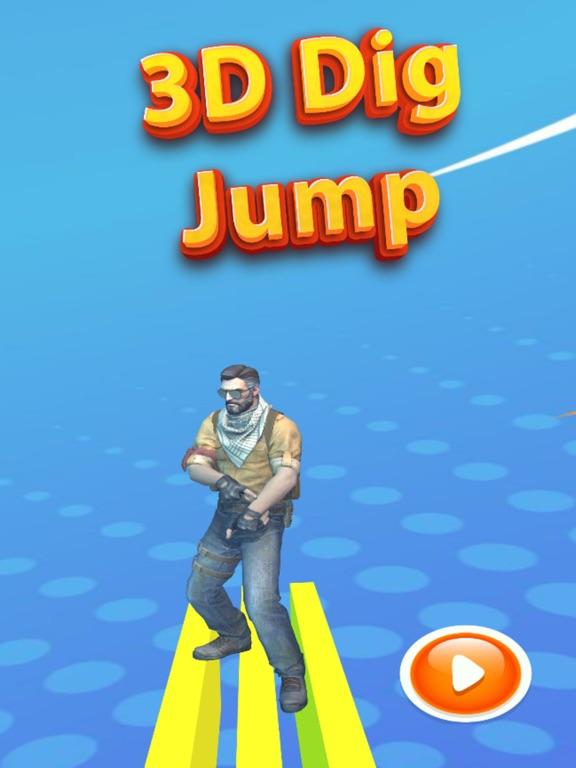 3D Dig Jumper screenshot 3