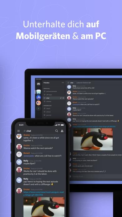 messages.download Discord - unterhalten, chatten software