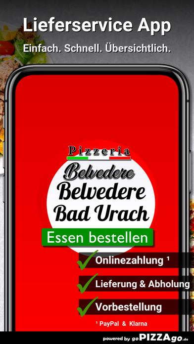 Pizzeria Belvedere Bad Urach screenshot 1