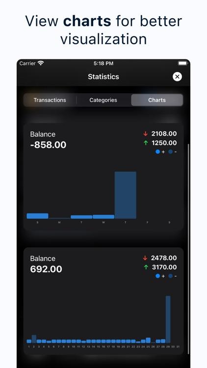 Spendy - Spendings reimagined screenshot-6