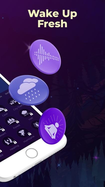 Moonlight: Background Noise screenshot-5