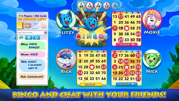 Bingo Blitz™ - BINGO games screenshot-3