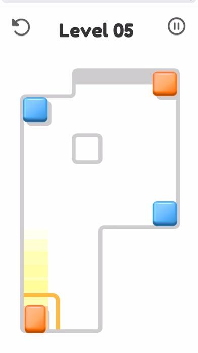 Color Merge - Swipe! Screenshot