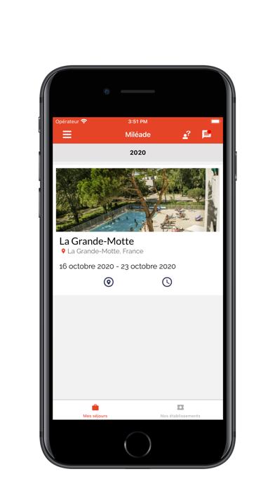 Miléade Screenshot