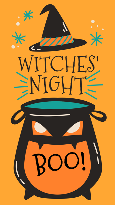 Halloween Stickers!!! screenshot 1