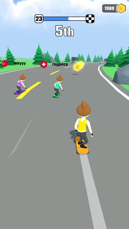 Swifty Race screenshot-3