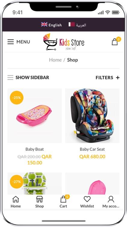 Kids Store screenshot-3