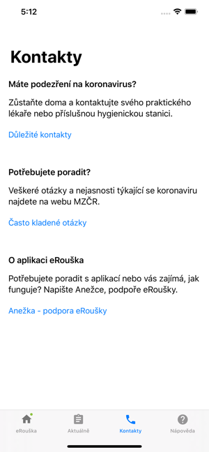 ‎eRouška Screenshot