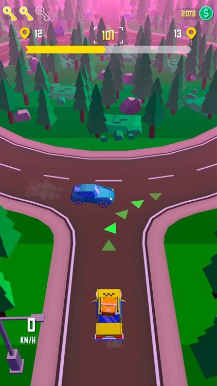 Taxi Run screenshot-7