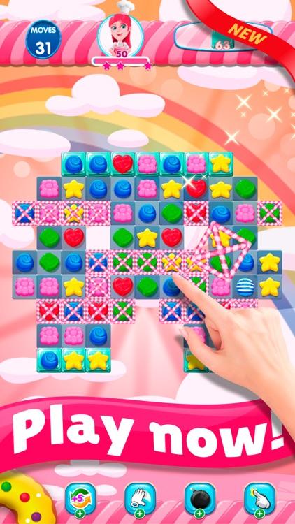 Sweet Sugar Blast Match 3 screenshot-7