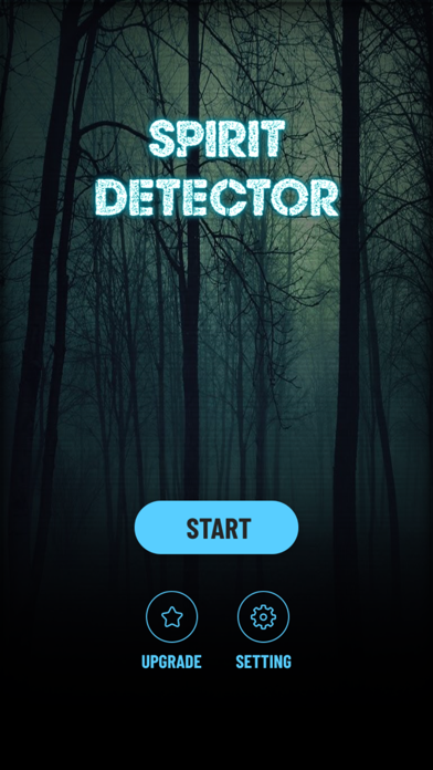 Ghost Detector Talk To Spirits Screenshot on iOS