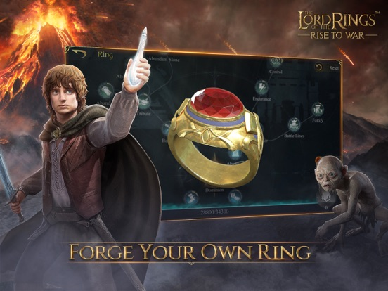 The Lord of the Rings: War screenshot 9