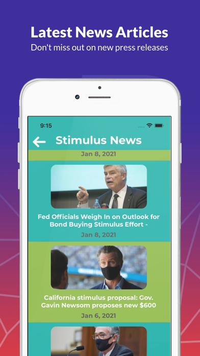 messages.download Stimulus Check App software