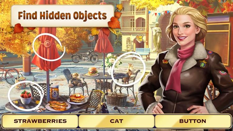 Pearl's Peril - Hidden Objects screenshot-0