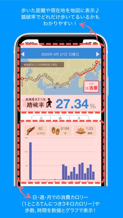 東海道五十三次歩計のおすすめ画像3