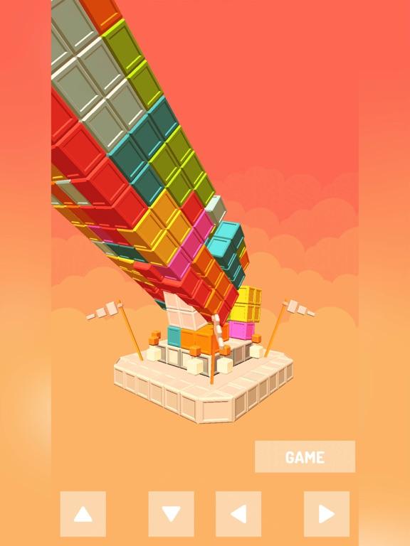 Castle Puzzle tower block screenshot 8