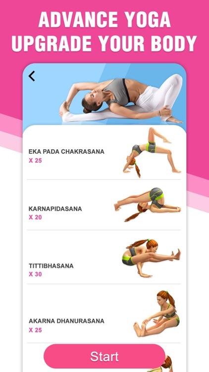 Yoga for Beginners   at Home screenshot-5