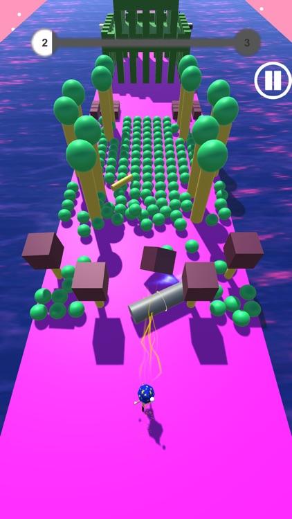 Paintball Color 3D screenshot-4