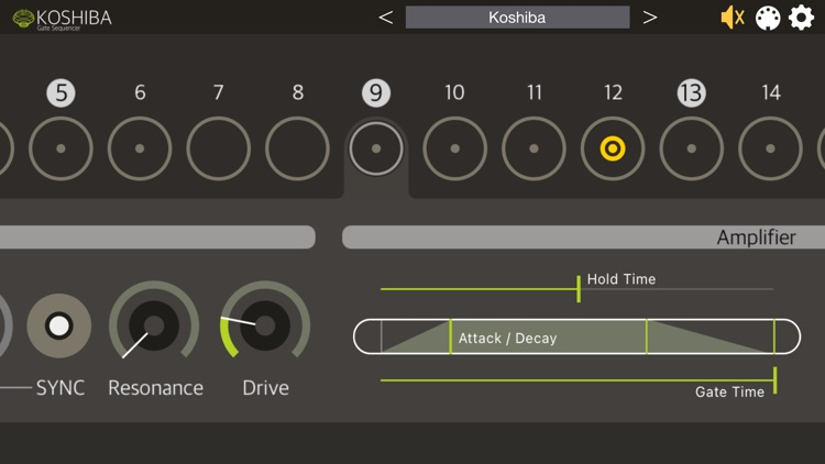 Koshiba - AUv3 Plugin Effect