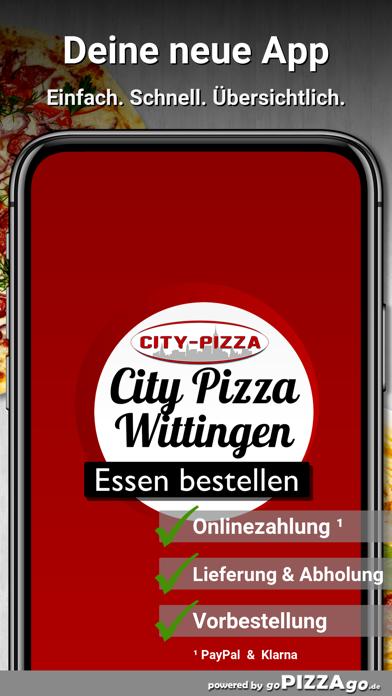 City-Pizza Wittingen screenshot 1
