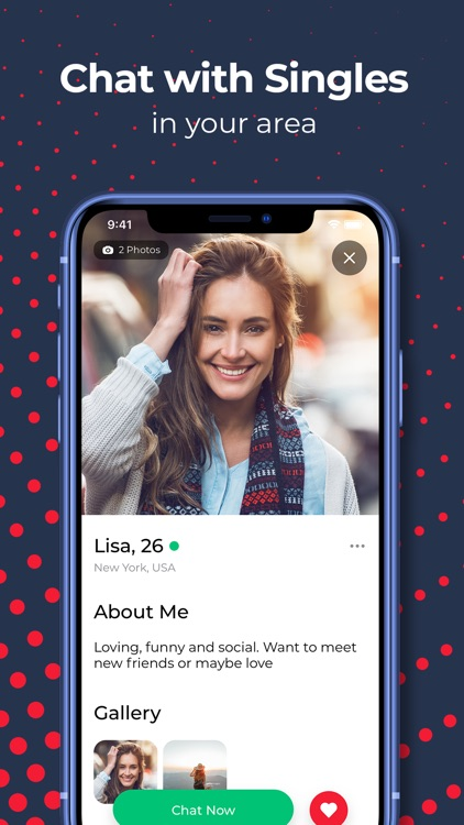 uDates Local Dating: Chat,Date