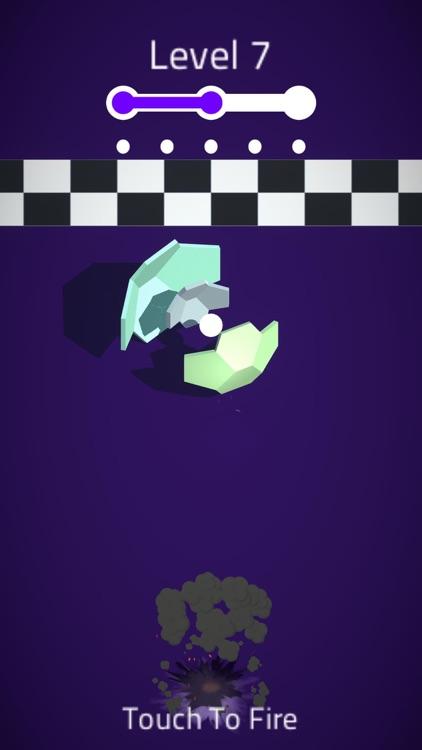 Deflector : 3d Puzzle Shooter screenshot-6
