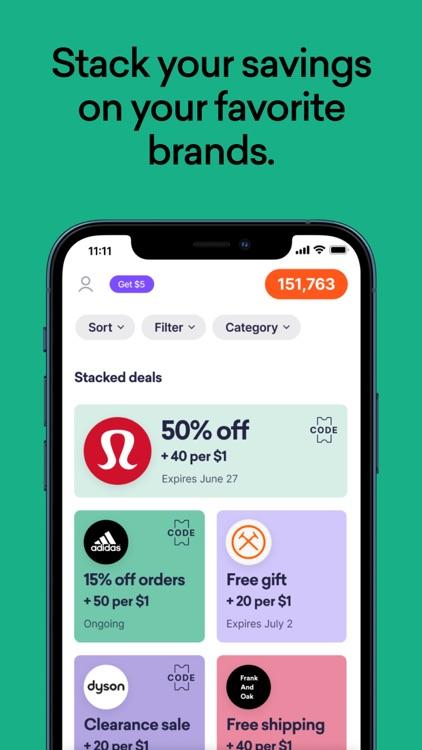 Drop: Deals & Cash Back App screenshot-4