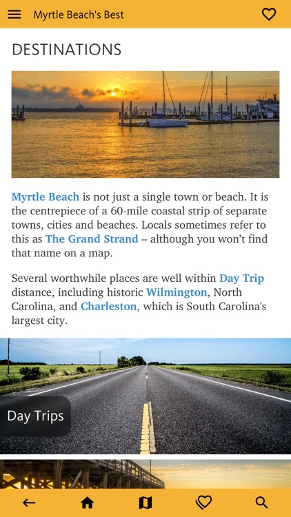 Myrtle Beach's Best Travel App screenshot-4