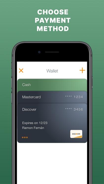 HalconVa Easy Taxi in Mexico screenshot-4