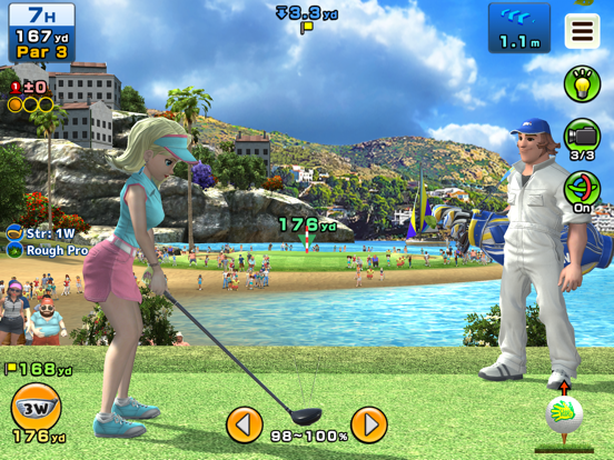 CLAP HANZ GOLF Screenshots