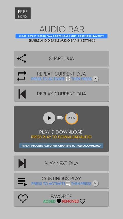 Dua & Azkar screenshot-6