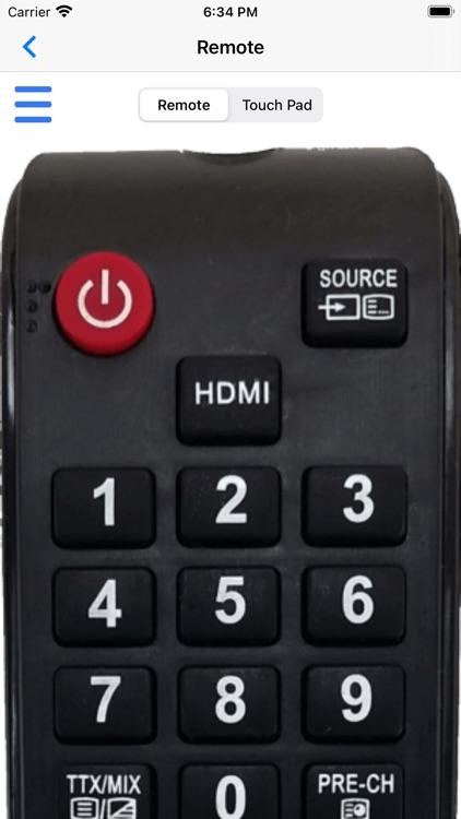 Remote for Samsung screenshot-7