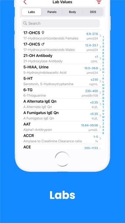 Smart Medical Reference screenshot-3