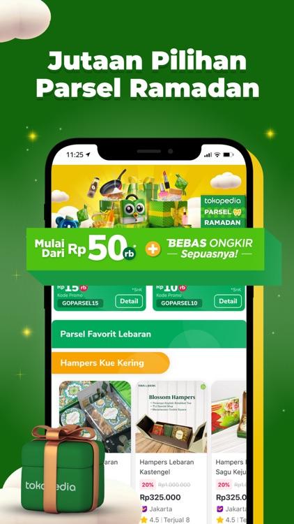 Tokopedia - Bebas Ongkir screenshot-3